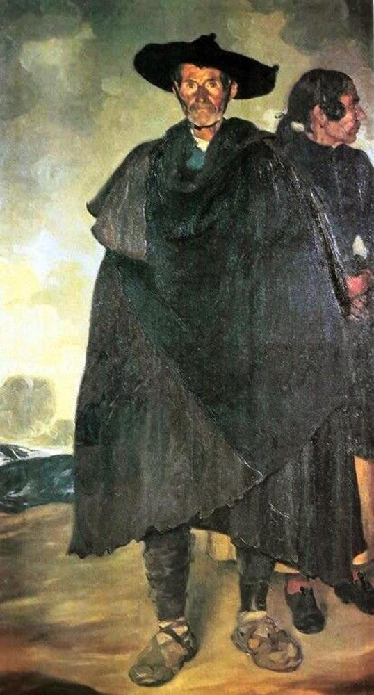 El Alcalde de Riomoro y su mujer, Ignacio Zuloaga y Zabaleta, Maestros españoles del retrato, Retratos de Ignacio Zuloaga, Pintor español, Pintores de Guipúzcoa, Pintor español, Ignacio Zuloaga