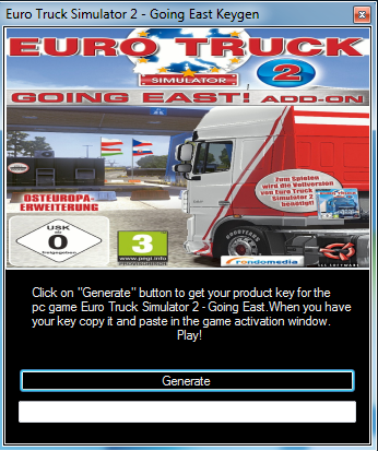 Euro Truck Simulator Going East