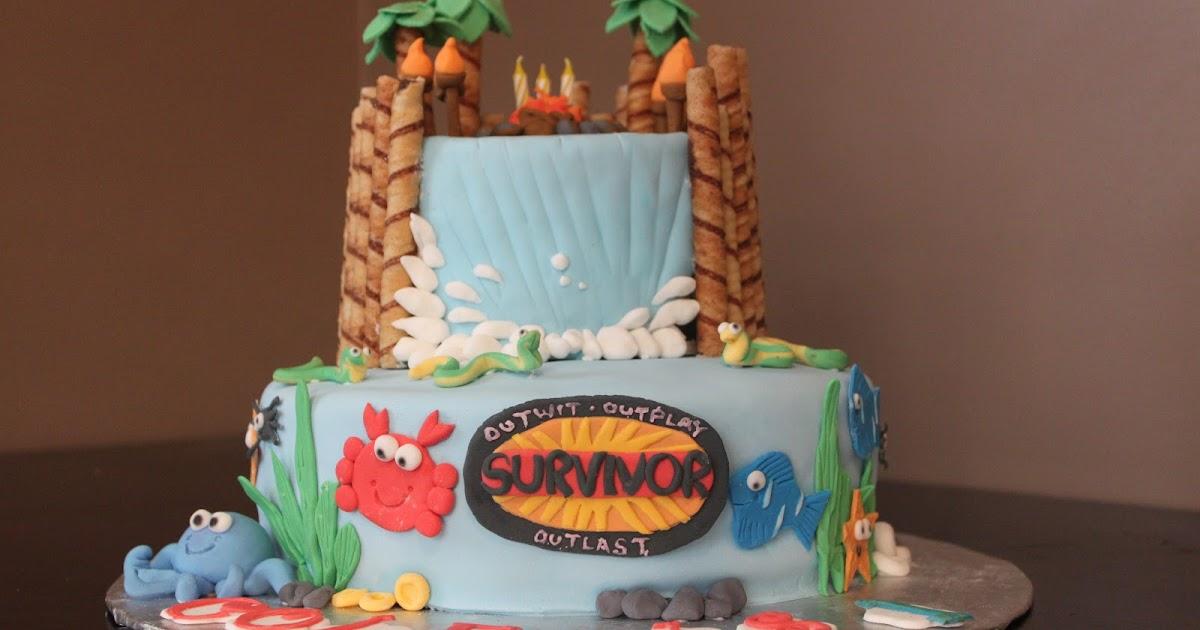 Beautiful Life Made Easy: Survivor Cake