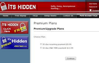 Download ItsHidden VPN