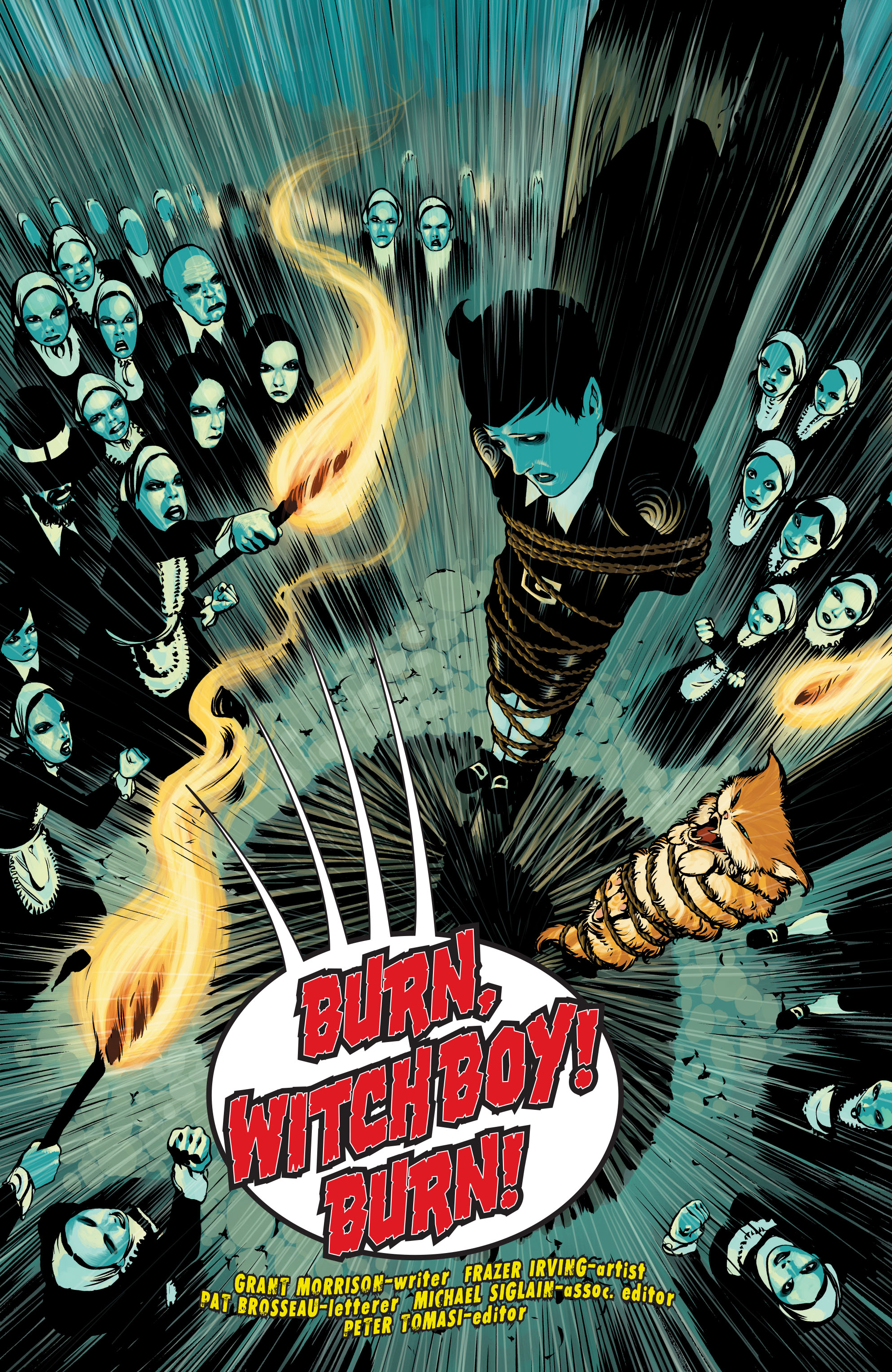Read online Seven Soldiers: Klarion the Witch Boy comic -  Issue #4 - 3