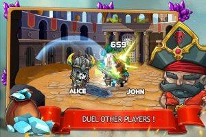 Tiny Gladiators MOD APK