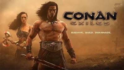 survival  Raja Warrior sejati game conan exiles  untuk ps4