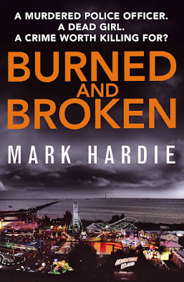 Book review of Burned and Broken by Mark Hardie