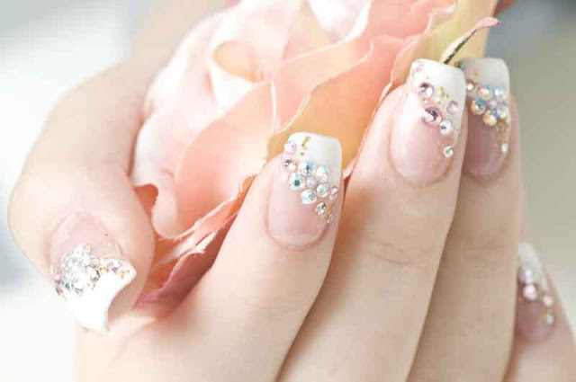 Novias15 Añosfiestas Bautismo Egresados Decorated Nails Uñas
