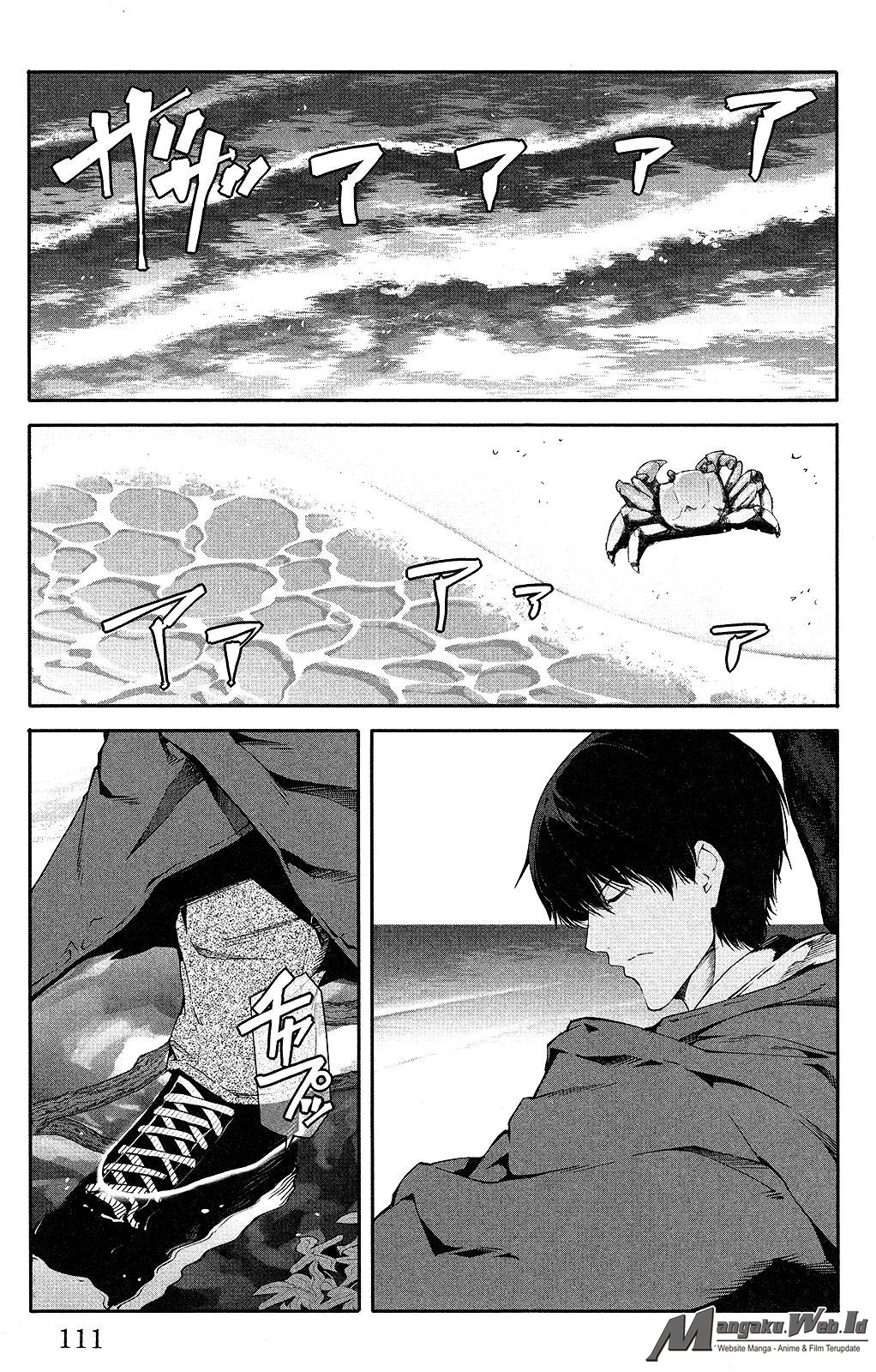 Darwin's Game Chapter 35-15