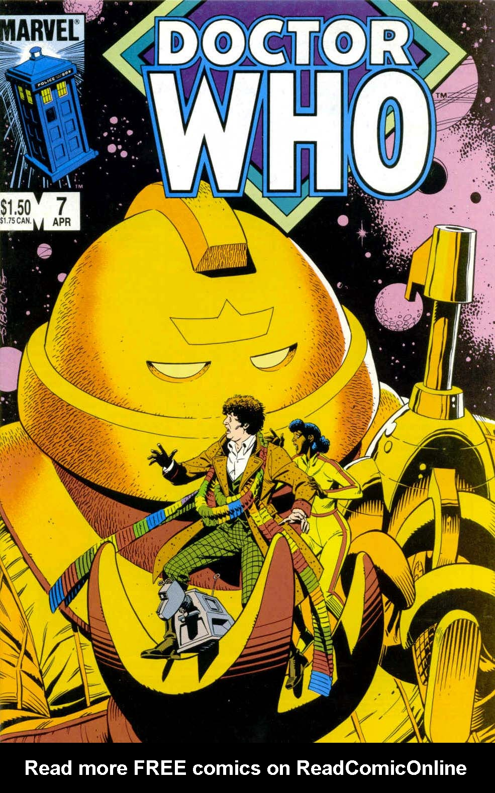 Doctor Who (1984) 7 Page 1