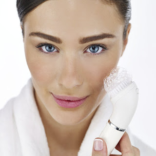 swept away makeup without leftover by braun, 6x effective than manual, OpenBox £25.30