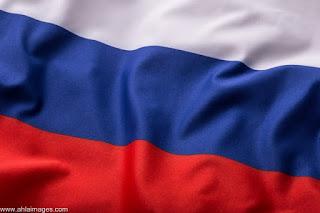 صور علم روسيا 2019