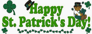 St Patrick's Day 2018 Facebook Cover Photos