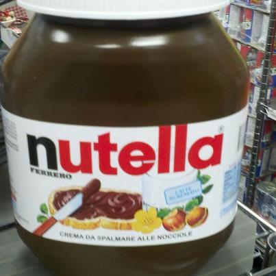 images of biggest nutella jar spacehero
