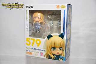 Phat! Nendoroid 579 Strike Witches 2 - Perrine H. Clostermann 4560308571276