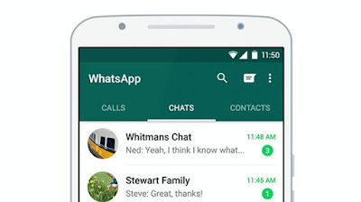 Http://pawanblogs.com | Get back Your Deleted WhatsApp Chat Data