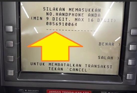 Mengunjungi ATM BCA Terdekat 3