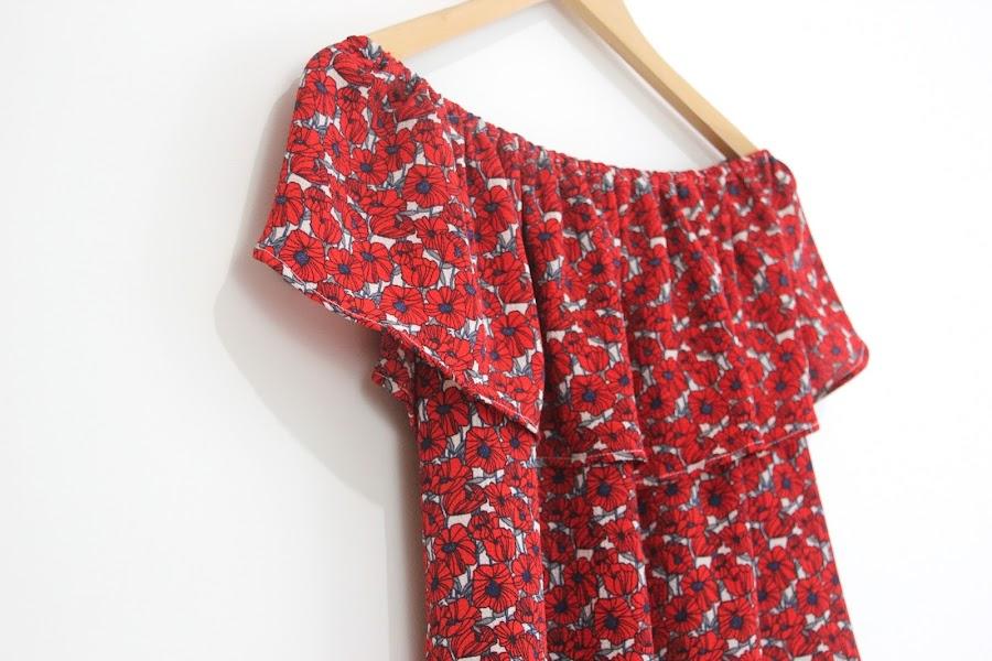 Diy patrones blusa mujer sin hombros