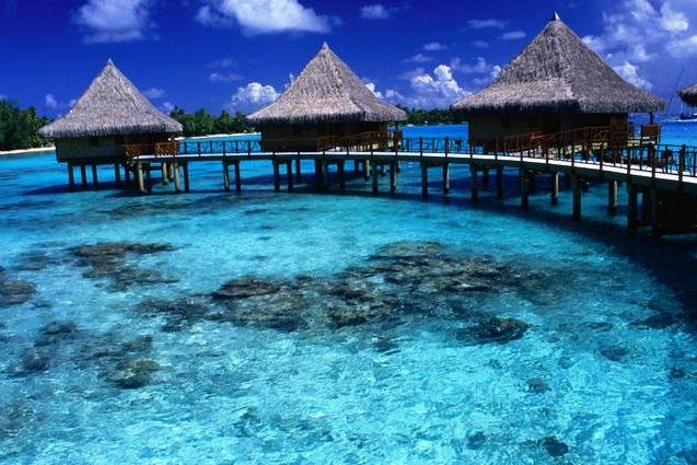 amazing place places rangiroa lagoon maitai resort picnic maria cayo santa polynesia french sol famous
