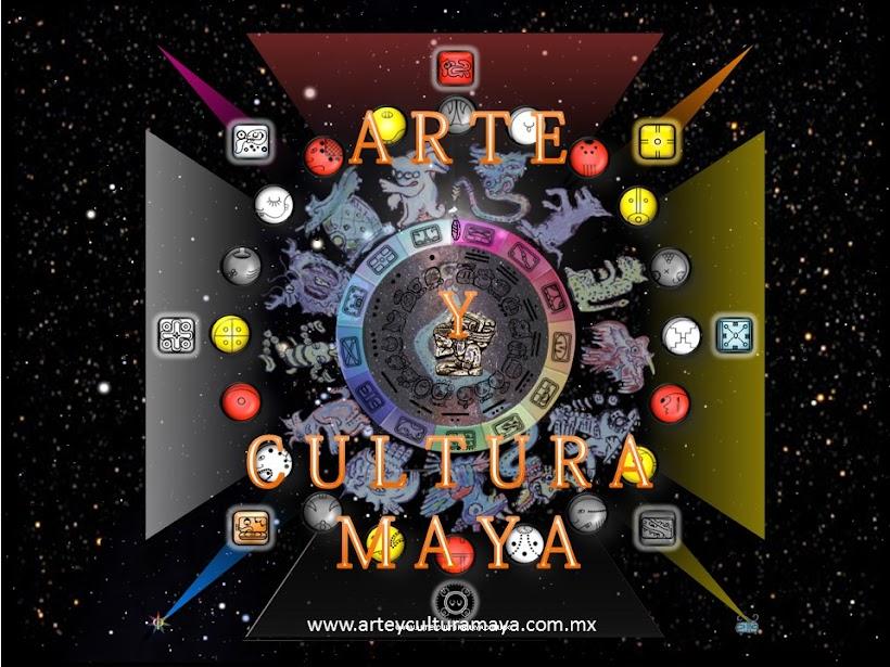 Arte y cultura maya  RUEDAS PROFÉTICAS DE AHAU KATÚN DEL CHILAM BALAM 90f82f6ba8a