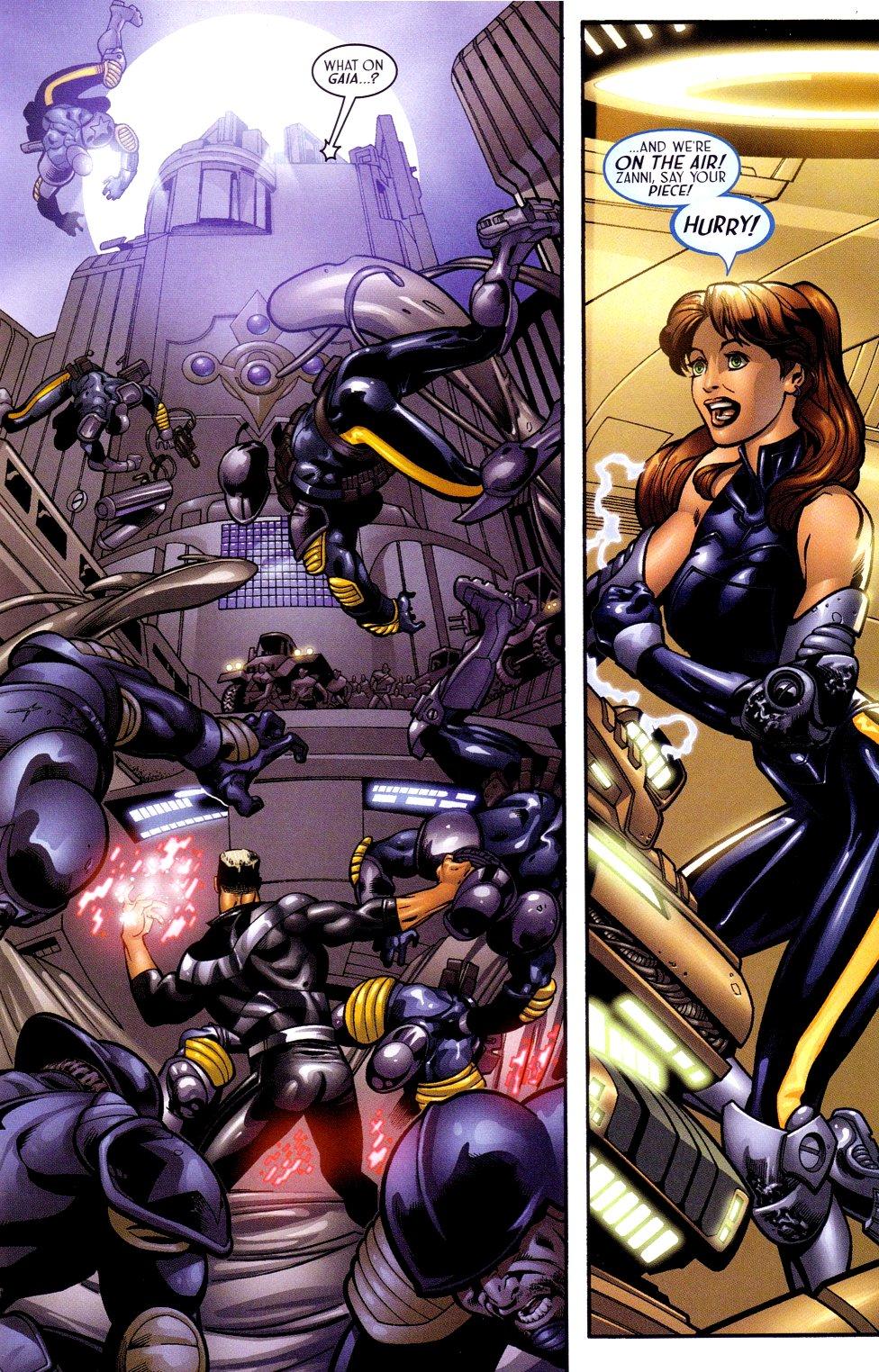 Read online Sigil (2000) comic -  Issue #14 - 14