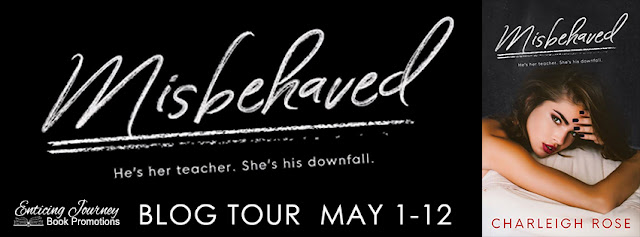 [Blog Tour] MISBEHAVED by Charleigh Rose @EJBookPromos