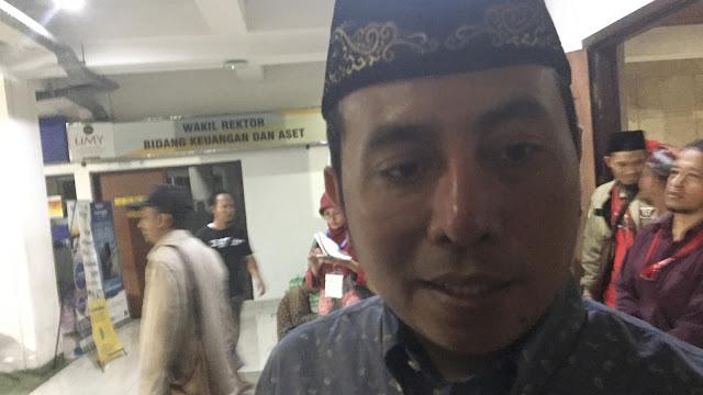 Tanggapan Pemuda Muhammadiyah soal Data Fiktif LPJ Dana Kemah