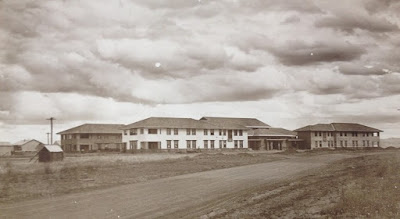 Hotel Kurrajong under construction 1926