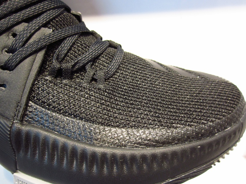 official photos 958c1 6e567 adidas Dame 3  Lights Out