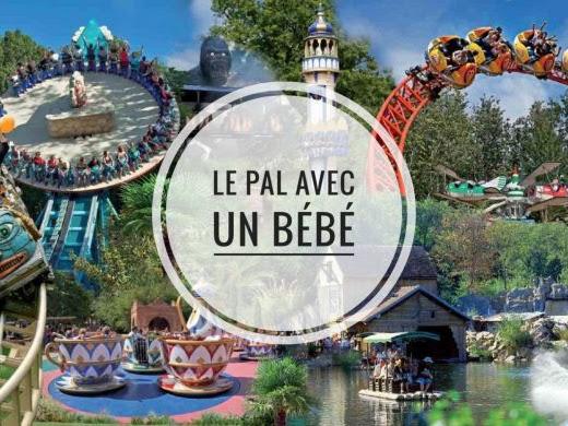 Sortie en famille : le parc d'attractions le PAL !