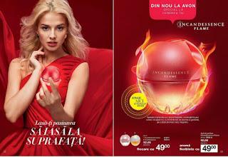 CATALOG AVON 17 ianuarie - 6 februarie 2019 Apă de parfum Incandessence Lotus