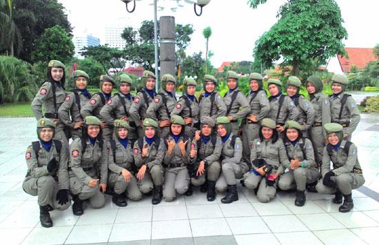 Pemerintah Beri Tunjangan Jabatan PNS Yang Jadi Polisi Pamong Praja Rp300.000 – Rp1,260 Juta