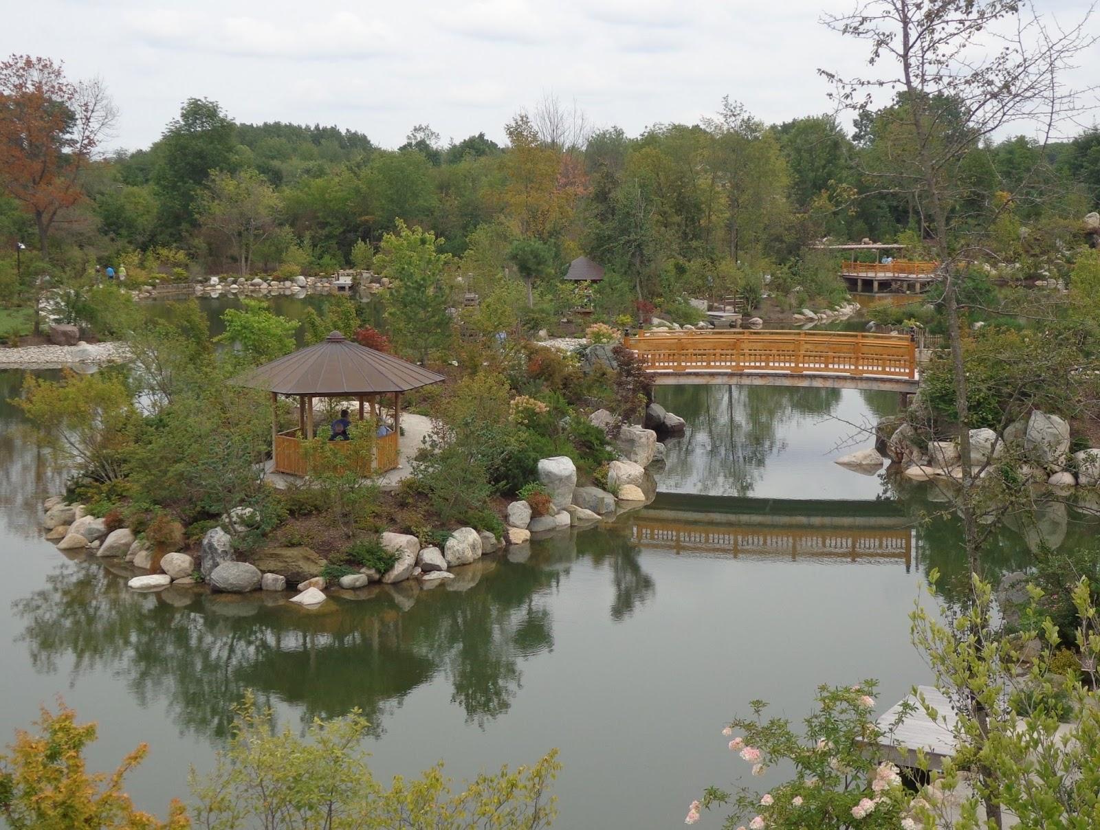 Latvian-American Adventures & Opinions: Japanese Garden in Grand ...