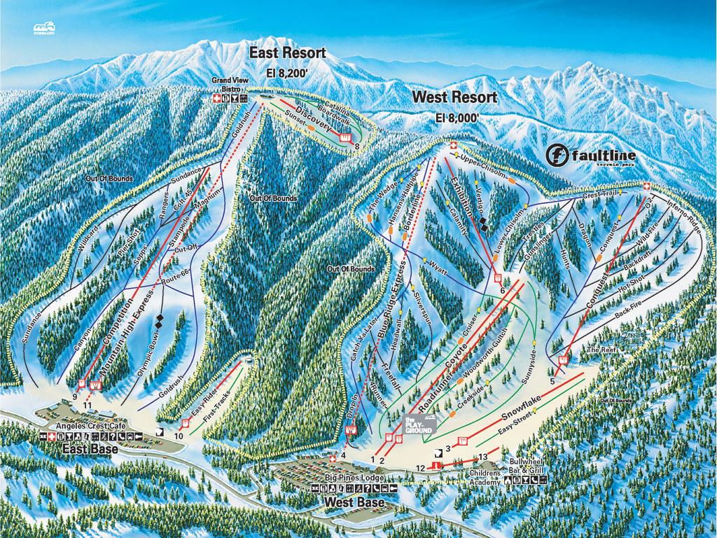 Ski Resorts Nh