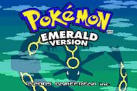 GBA Pokemon Screenshot 1