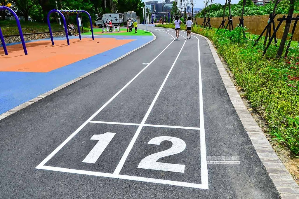 中和員山公園,親子遊樂公園,免費遊樂場