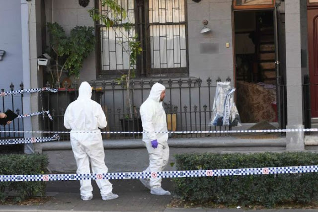 Police in Sydney has foiled an ISIS-linked plot to bomb an Etihad Airways flight over Sydney skies. The alleged bomb was concealed inside a meat grinder. But the device did not make it onto flight EY451, which departed Sydney for Abu Dhabi on July 15, because the bag where the bomb was placed in was seven kilograms above the airline's weight limit for hand luggage. It was never checked onto the Etihad Airways flight because it was just too heavy.  Two men were charged following terror raids in Sydney. Khaled Khayyat, 49, and Mahmoud Khayyat, 32, were charged of planning a terrorist attack and possesion of bomb-making materials. Two others were later released. Another Khayat brother is believed to be an ISIS commander in Syria.  The brother in Syria, Tarek Khayyat, allegedly put the pair in Sydney in contact with a dangerous ISIS heavyweight known as 'The Controller' in April, who instructed them on how to build the bomb. The components of the bomb were said to be sent into Australia from Turkey as air cargo and assembled in Sydney.  The three Lebanese-Australian brothers allegedly planned to sneak the bomb on to the plane in the luggage of a third brother, Amer, who had no idea about the wicked plan.  Australian police have said they did not believe the brother was aware of the plan, but Lebanon's Interior Minister contradicted that and alleged that the brother was supposed to detonate the improvised bomb about 20 minutes into the flight.  Lebanese authorities arrested Amer Khayyat when he landed in the country from Australia in mid-July.  Lebanon's interior minister Nouhad Machnouk told Saudi Arabian television that his country's security officials uncovered the alleged plot. Lebanese authorities were tracking the four men accused of plotting to bring down a passenger plane in Sydney for more than a year. Lebanese intelligence began tracking the brothers when Tarek Khayat first moved to Raqqa.  The men accused of trying to blow up an Etihad flight out of Sydney pla