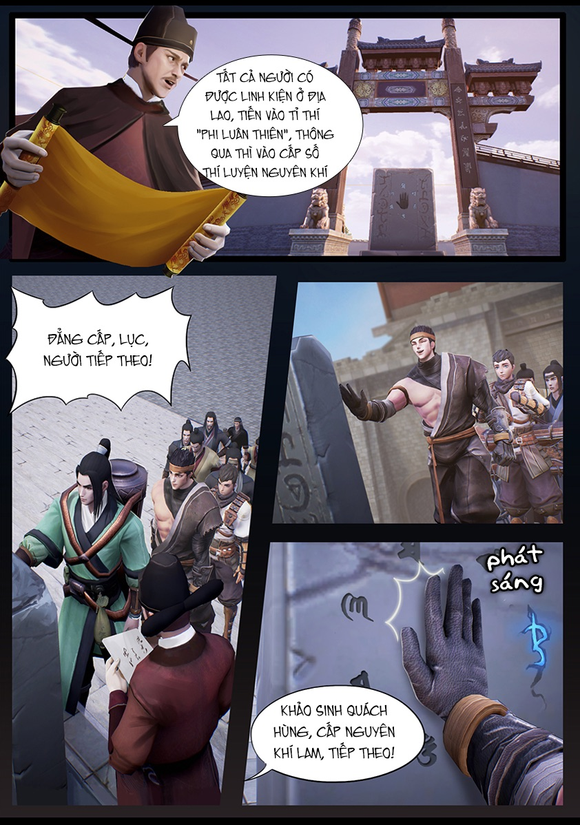 Thủ Mộ Bút Ký - Chapter 31: Tín vật 1 - Pic 6