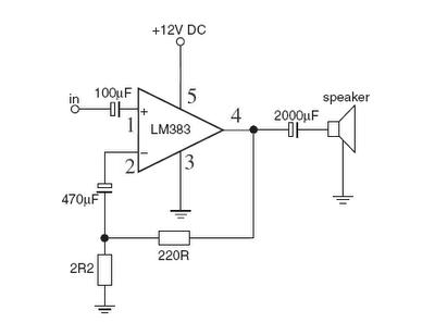 kumpulan gambar rangkaian elektronika