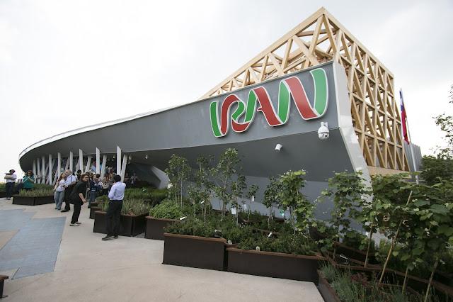 Padiglione Iran-Expo 2015-Milano