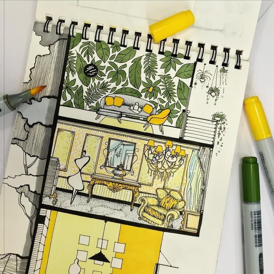 02-Yuliia-Zvetkova-Architectural-Drawings-www-designstack-co