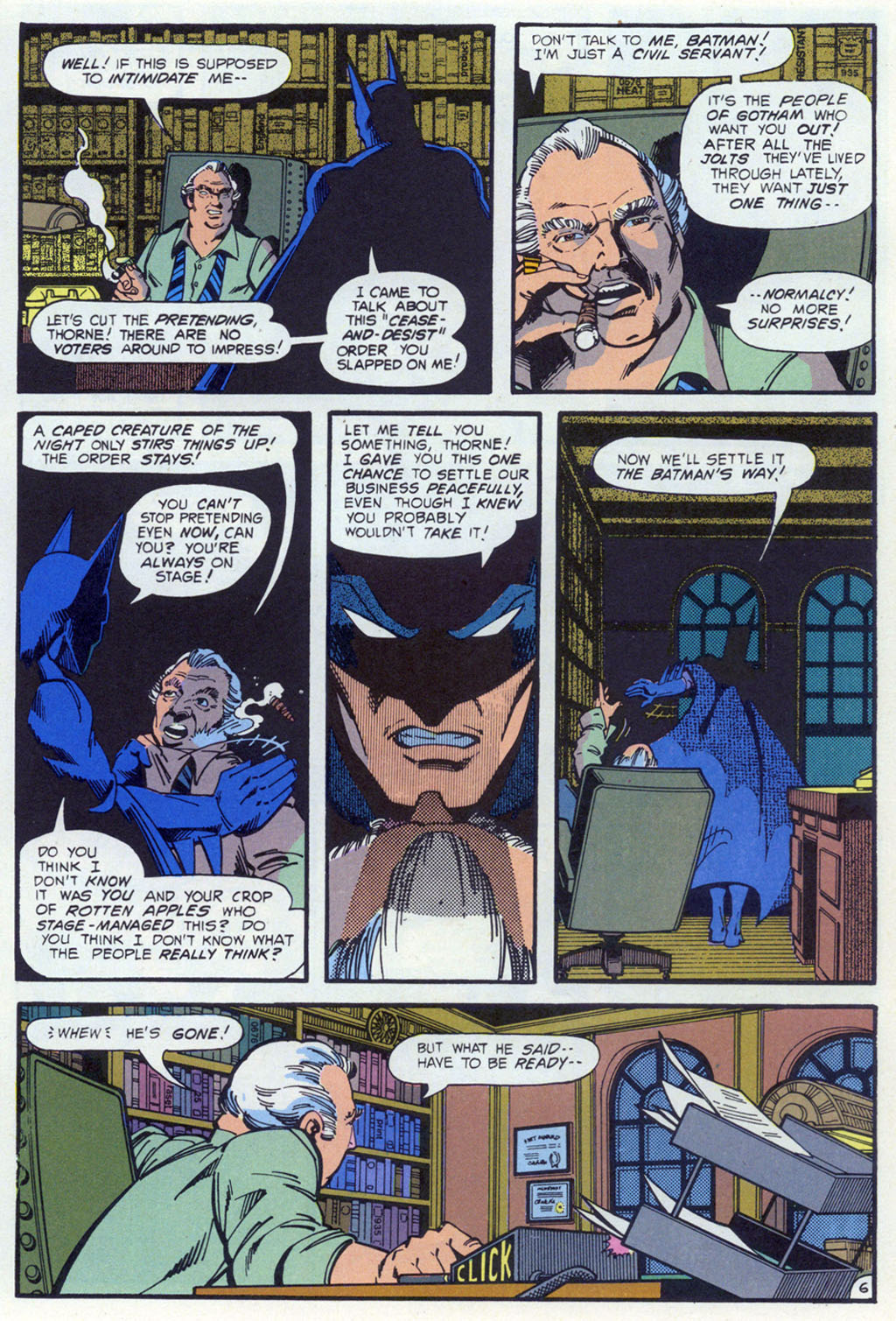 Read online Shadow of the Batman comic -  Issue #3 - 27
