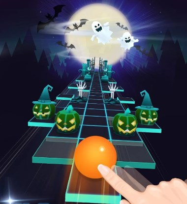 Download Rolling Sky Mod Apk ( Unlimited Balls ) v1.4.6.1 Android