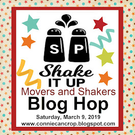Shake It Up Movers and Shakers Blog Hop