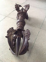 Pusaka Vajra Senjata Pemusnah Kuno
