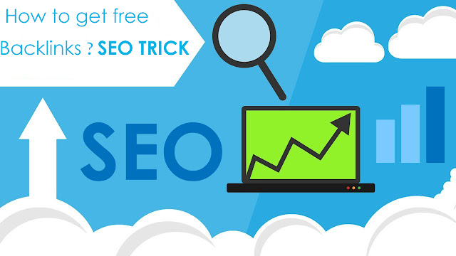 Get Free Backlinks For Google Ranking