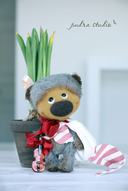 #artistteddybear #медведь #мишка #тедди #мишкатедди #handmadetoy #artistteddy #collectibles #softsculpture #teddyartist #loveteddy #teddybär #jointedbear #etsyshop #EtsyHunter #EtsyFinds #newteddy #bearforadoption #interiortoy #collectibleteddy #mohairteddy #friendsforthewholelife #pudrastudio #rankudarbomeskiukai #rankudarbodovanos #geriausidraugai