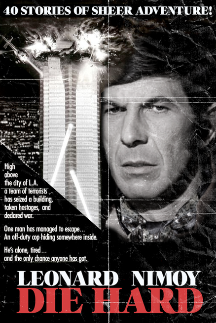 Leonard Nimoy in Die Hard