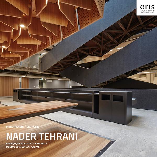 Predavanje Nadera Tehranija u Zagrebu