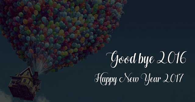 Goodbye 2016 Welcome Happy New Year 2017 Wallpaper