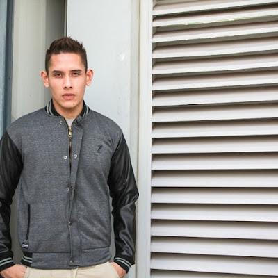 model jaket kulit pria modern