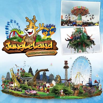 Harga Tiket Jungleland Terbaru 2019