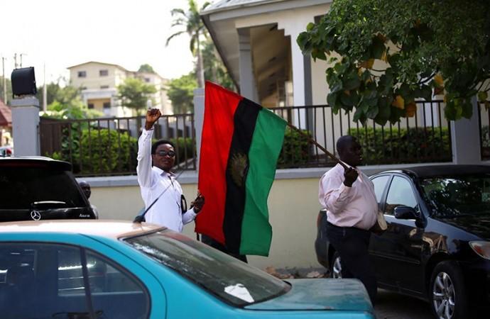 Pro-Biafra-protesters-in- Abuja